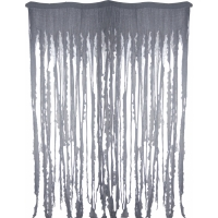CURTAIN CREEPY CLOTH