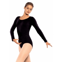 LEOTARD L S RED MEDIUM