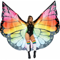 MONARCH FESTIVAL WINGS RAINBOW