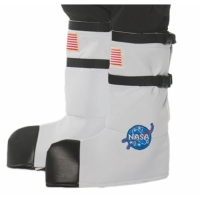 ASTRONAUT BOOT TOPS AD WHITE